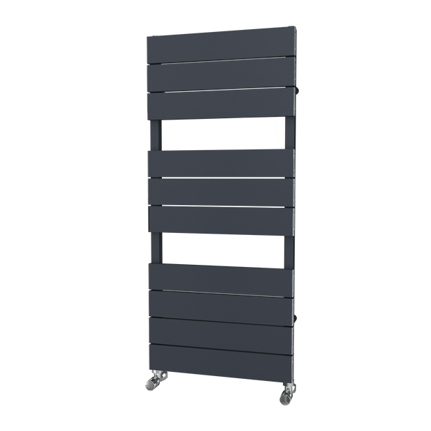The Stratford - Aluminium Towel Rail - Anthracite