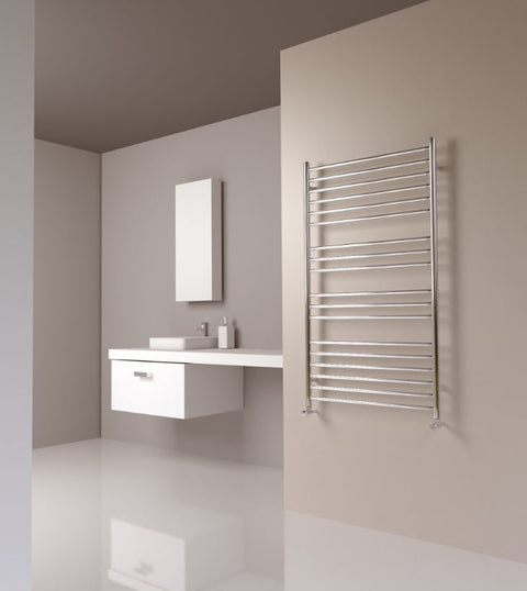 SBH Maxi Flat Towel Radiator 1300 height - SS104