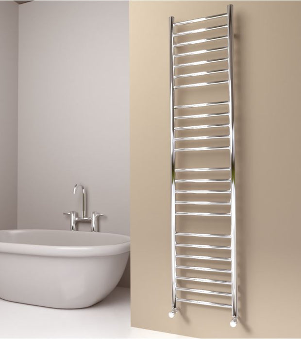 SBH MEGA Slim FLAT Towel Radiator 1600 height - SS400
