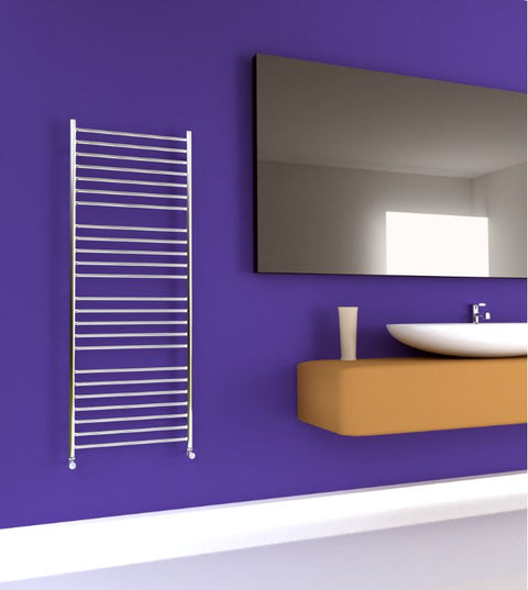 SBH MEGA Flat Towel Radiator 1600 height - SS401 / SS402