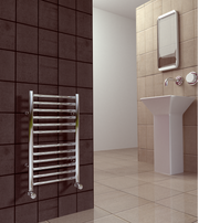 SBH Compact Flat Towel Radiator 600 Height - SS600