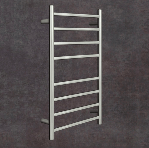 Thermorail Ladder - Rounded Profile Electric Heated Towel Rail - SR23M/SR27M/SR17M