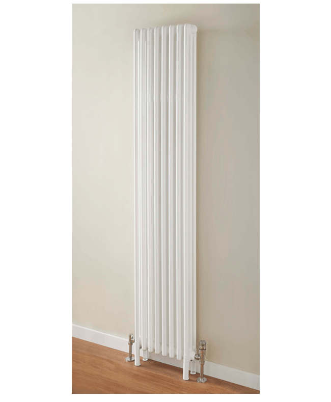 Supplies 4 Heat Cornel Vertical Column Radiator