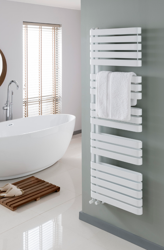 The Radiator Company Echo Towel Radiator