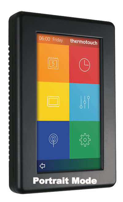 Thermotouch 4.3dC Dual Control Thermostat