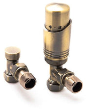Reina Modal TRV Radiator Valve Sets - Various Finishes