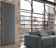 DQ Adara 3 Column Vertical Radiator