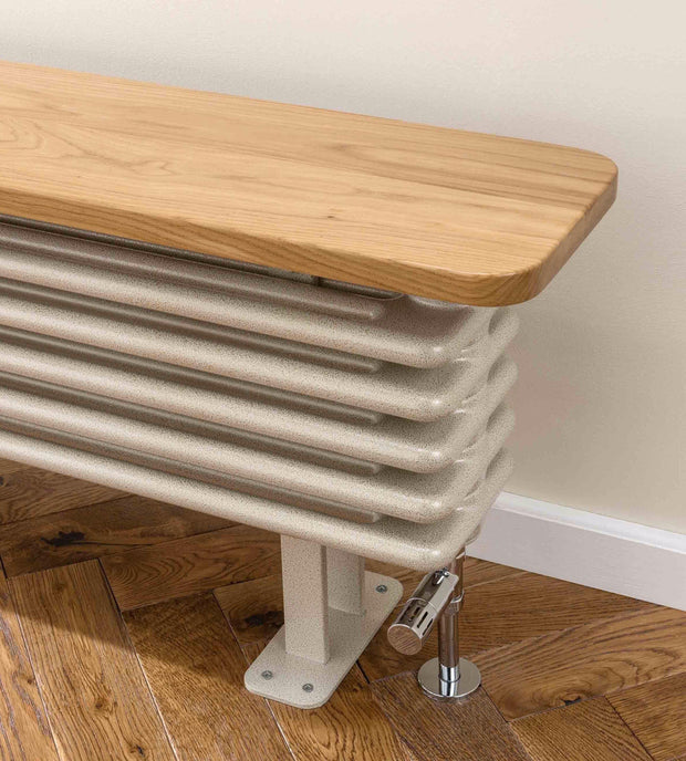 The Milan - Bench Seat Radiator