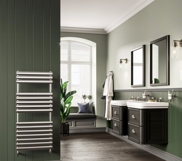 DQ Cove Stainless Steel Towel Radiator