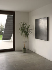 Designer Radiator - Eskimo Gong Outline Vertical Radiator - Central Heating