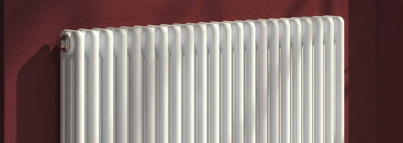 Reina Colona Horizontal Designer Column Radiator - Designer Radiator - Great Rads Ltd. - 4