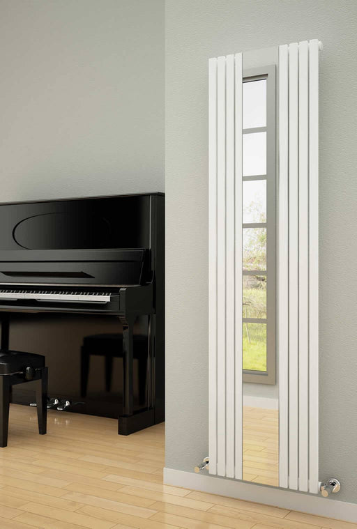 Reina Reflect Designer Radiator - Designer Radiator - Great Rads Ltd. - 1