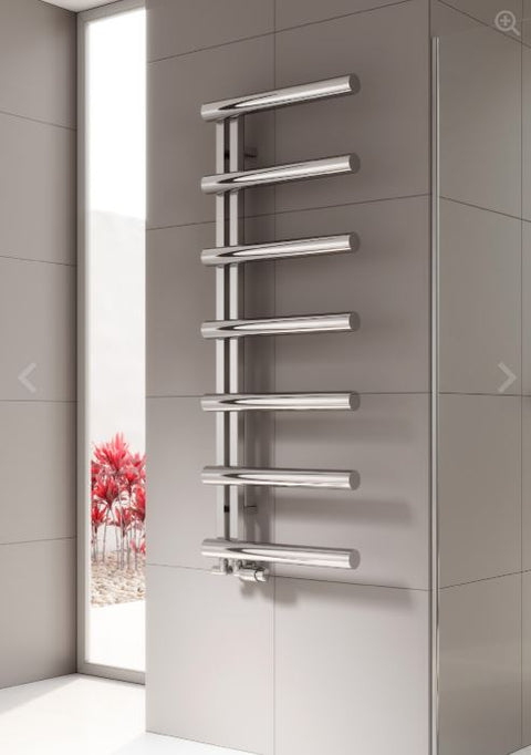 Reina Grosso Stainless Steel Desiger Towel Radiator