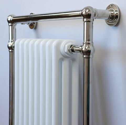 DQ Lynford Luxury Wall Mounted Towel Rail