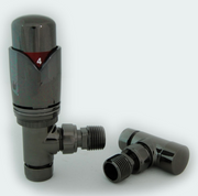 Lusso Roma Radiator Valves - Various Finishes