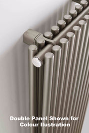 The Radiator Company Sitar Vertical Radiator