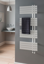 The Radiator Company - Piano Lato Designer Towel Rail