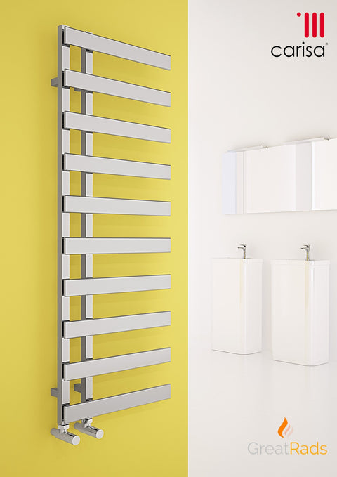 Towel Radiator - Carisa Floris Towel Radiator
