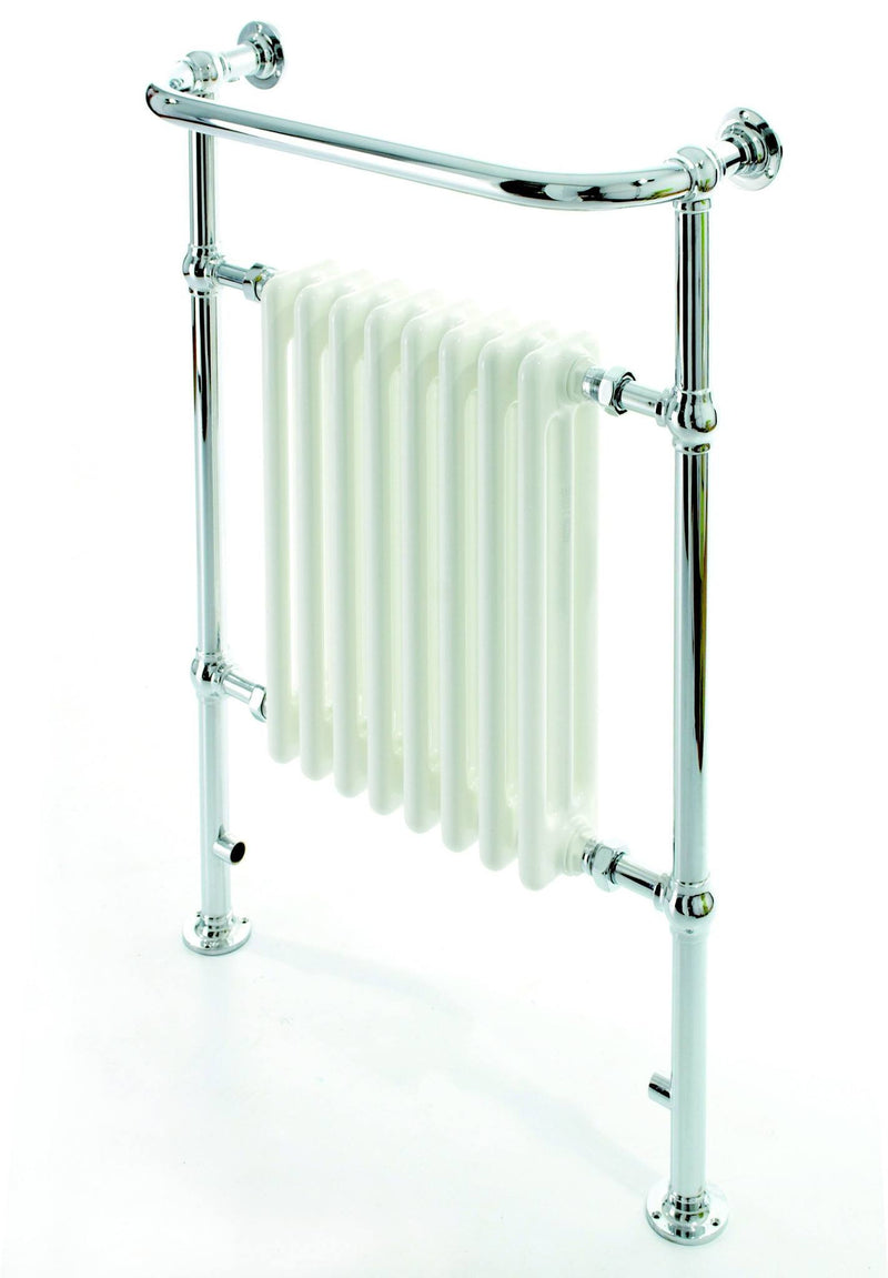 DQ Croxton Essential Traditional Towel Radiators - Towel Radiator - Great Rads Ltd. - 2