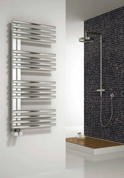 Reina Adora Stainless Steel Towel Radiator - Towel Radiator - Great Rads Ltd.