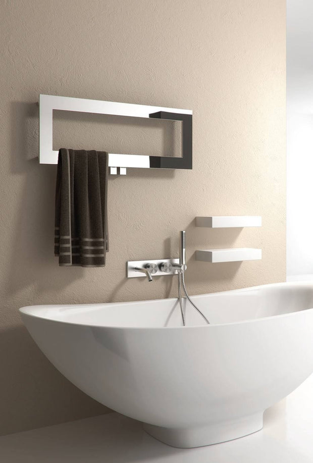 Reina Bivano Designer Towel Radiator - Towel Radiator - Great Rads Ltd.