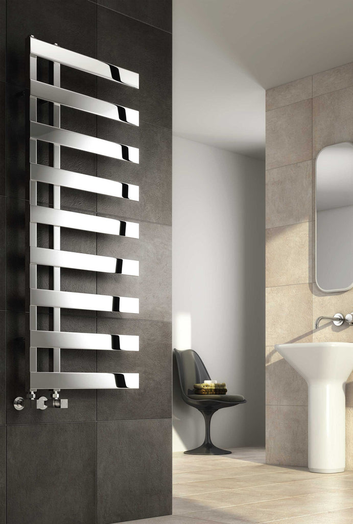 Reina Capelli Stainless Steel Towel Radiator - Towel Radiator - Great Rads Ltd. - 1