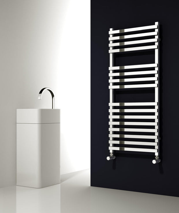 Reina Carina Designer Towel Rail - Towel Radiator - Great Rads Ltd. - 1