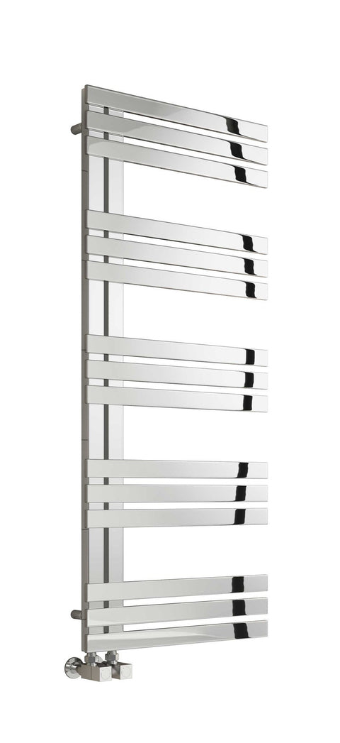 Reina Lovere Stainless Steel Towel Radiator - Towel Radiator - Great Rads Ltd. - 2