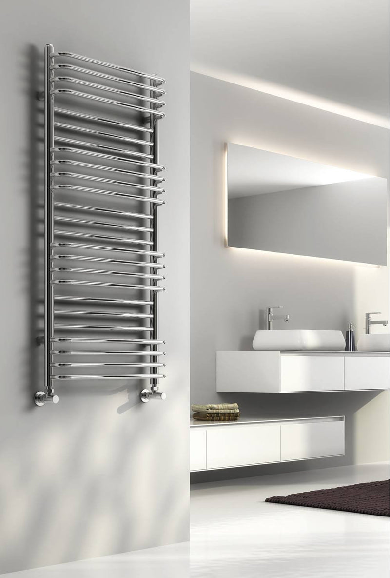 Reina Marco Designer Towel Rail - Towel Radiator - Great Rads Ltd. - 1