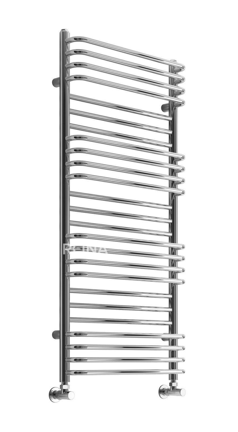Reina Marco Designer Towel Rail - Towel Radiator - Great Rads Ltd. - 2