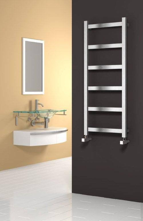 Reina Mina Designer Towel Radiator - Towel Radiator - Great Rads Ltd. - 1