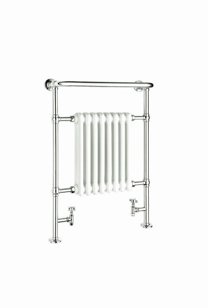 Reina Victoria Traditional Towel Radiator - Towel Radiator - Great Rads Ltd.
