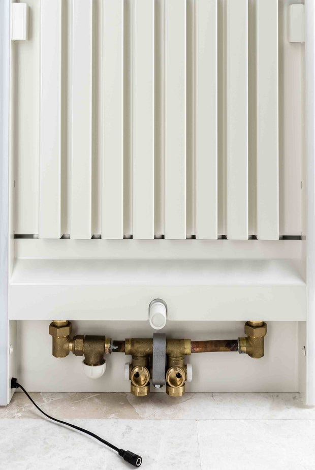 The Radiator Company Tratto Towel Radiator