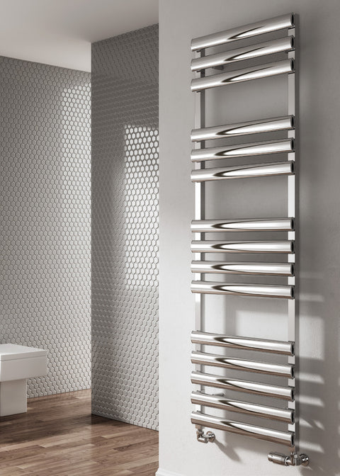 NEW Reina Veroli Aluminium Designer Towel Radiators
