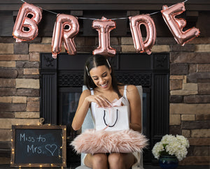 Create a Bride Box from Small Etsy Shops