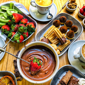 I Do, Fondue: How to do a Chocolate Fondue