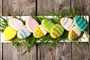 Easter Egg-Inspired Treats