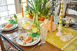 Easy Tips on How to Decorate your Easter Table