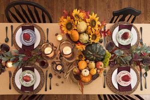 Easy and Stylish DIY Centerpieces for Your Thanksgiving Table