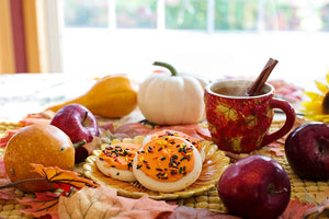 Delicious Fall Snack Ideas