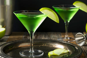 Green Cocktail Ideas for St. Patrick's Day