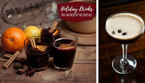 Holiday Drinks You can Enjoy by The Fireplace