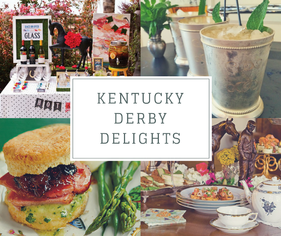 Kentucky derby party food and cocktail ideas simply charmed wines with charm blog forumfinder Image collections