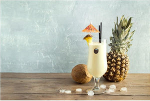 Simple and Easy to Make Piña Colada Cocktail Recipe
