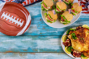 Super Bowl Kid-Friendly Snack Ideas