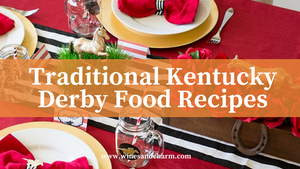 Traditional Kentucky Derby Food Recipes