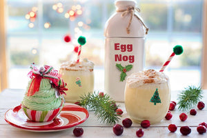 Where did Eggnog come from?