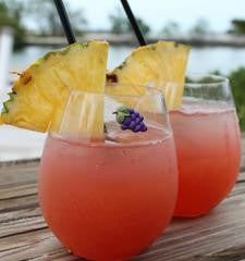 Rum Punch Recipe -- The Perfect Summer Treat!
