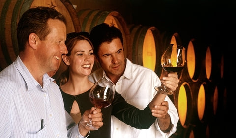 Wine tasting in Europe is an experience worth sharing with friends.