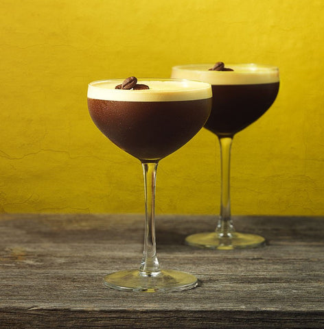 Cold Brew Martini Recipe by Town & County